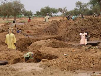 Accident meurtrier : les sinistres de l'or s'intensifient