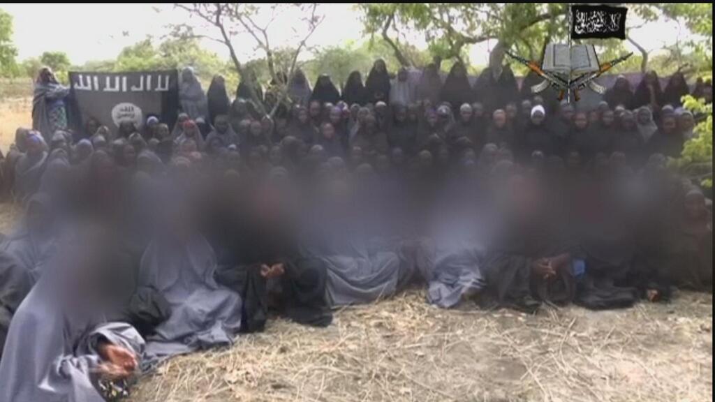 VIDEO - Nigeria: Boko Haram veut échanger les lycéennes contre des prisonniers