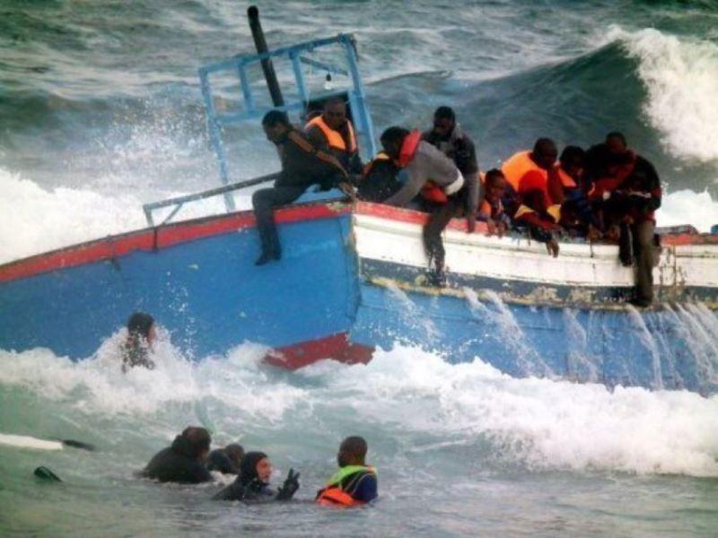 Des Sénégalais dont une femme enceinte meurent sur les côtes libyennes, horizon sans frontières convoque une conférence sur l'émigration