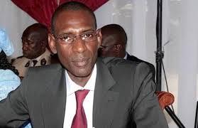 Abdoulaye Daouda Diallo réceptionne un important lot de véhicules ce mardi