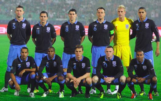 Coupe du Monde Brésil 2014 - Angleterre : La liste des 23 !