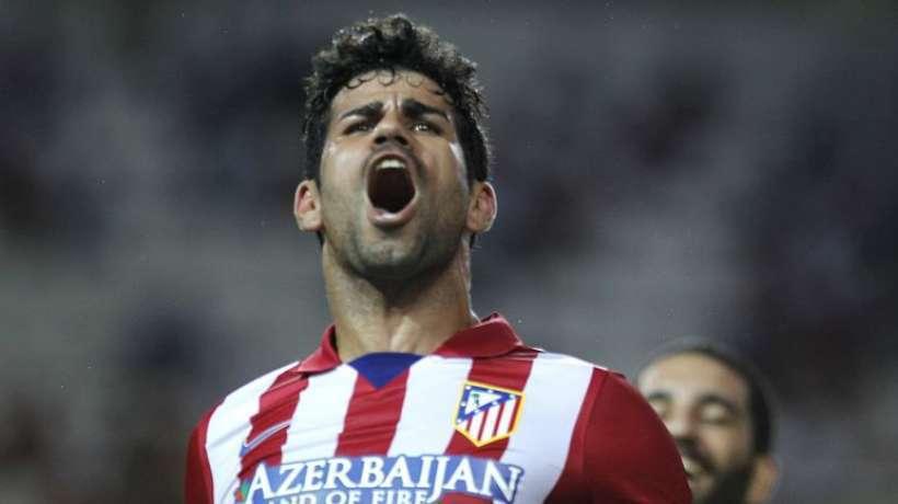 Diego Costa tout proche de Chelsea