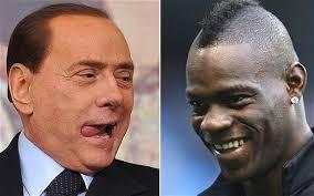 Milan Ac : Berlusconi se mue en professeur pour Balotelli