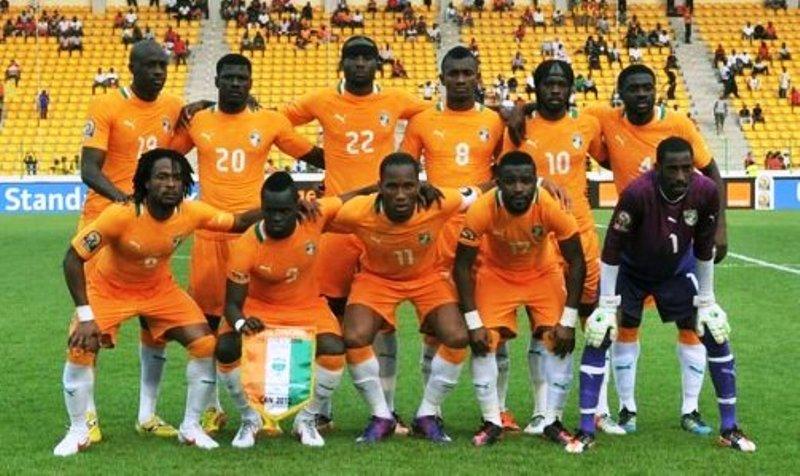 CDM- Bresil 2014: La Côte d'Ivoire avec Drogba et Wilfried Bony ...