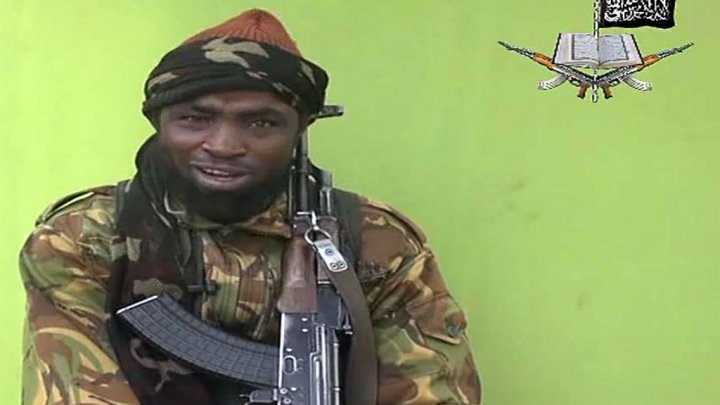 "Abubakar Shekau, l'""imam fanatique"" à la tête de Boko Haram"