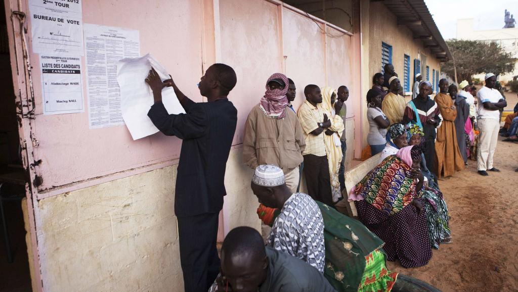 la non-parité d'une liste électorale provoque de remous