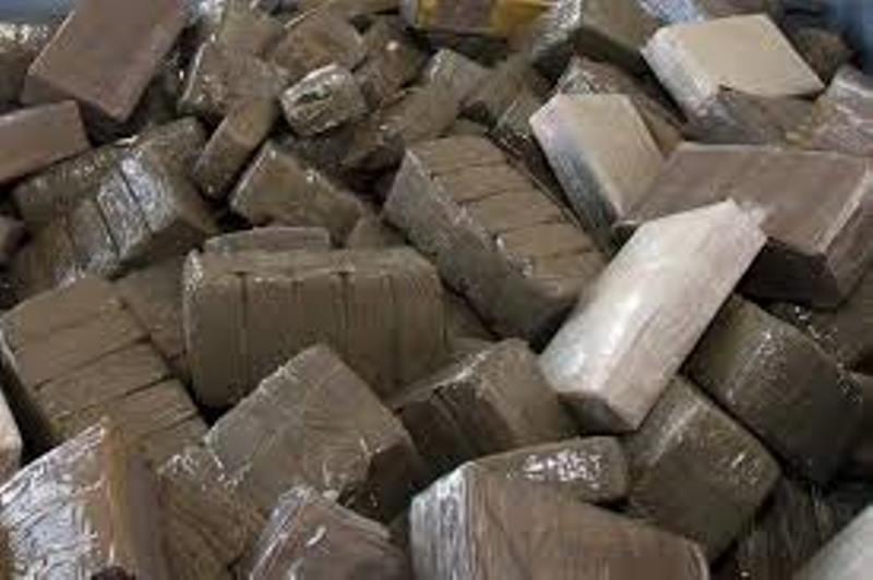 La gendarmerie de Keur Massar saisit 800 kg de chanvre