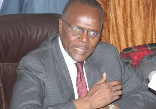PS-Ousmane Tanor Dieng : « Le congrès se tiendra les 6 et 7 juin, ce ne sont pas 8 ou 9 qui vont nous divertir »