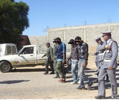 Louga : Un réseau de faux policiers mis hors état de nuire