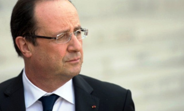 "Hollande: ""La France n'interviendra pas au Nigéria"""