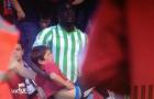 Alfred Ndiaye sauve un enfant lors de l'effondrement d'une tribune à Osasuna