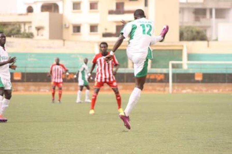 Ligue 1- 21e journée suite et fin : Le Jaraaf creuse l'écart et consolide sa place de leader