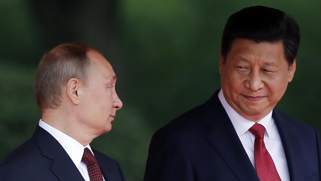 Russie et Chine réaffirment leur partenariat stratégique