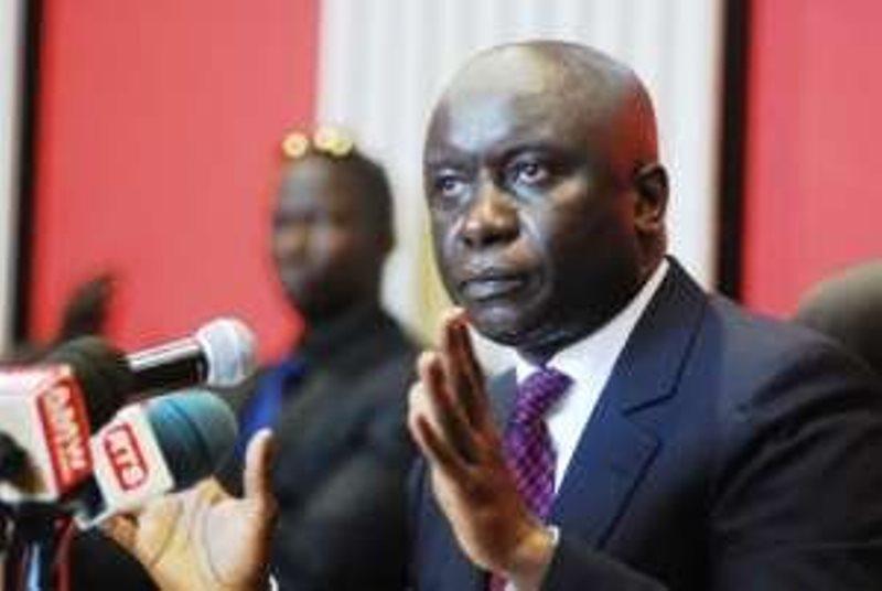 Idrissa Seck à Macky : « Personne ne peut me traquer,… »