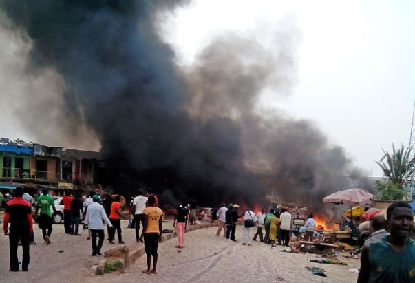 Nigeria : au moins 118 morts dans un double attentat
