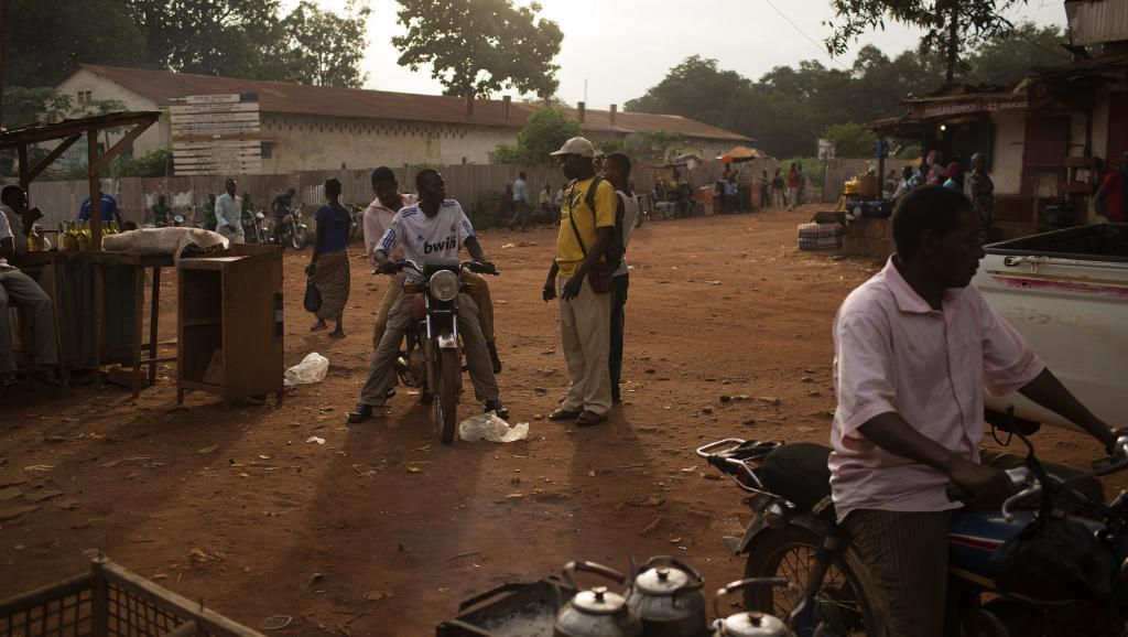 RCA: tension latente à Bambari, ville préservée des violences