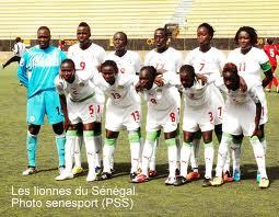 Foot- Féminin- Sénégal-Cameroun-Qualifications Can 2015 : Les « lionnes » de la Téranga face aux «  indomptables »