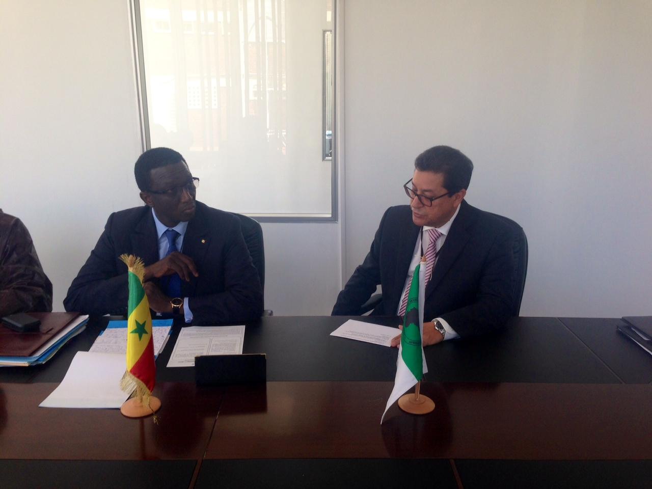 PSE: Amadou BA décroche 19 milliards à Kigali
