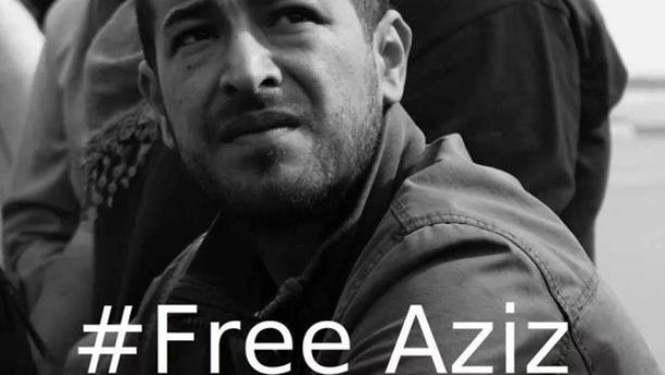 Azyz Amami en prison : La mobilisation ne faiblit pas