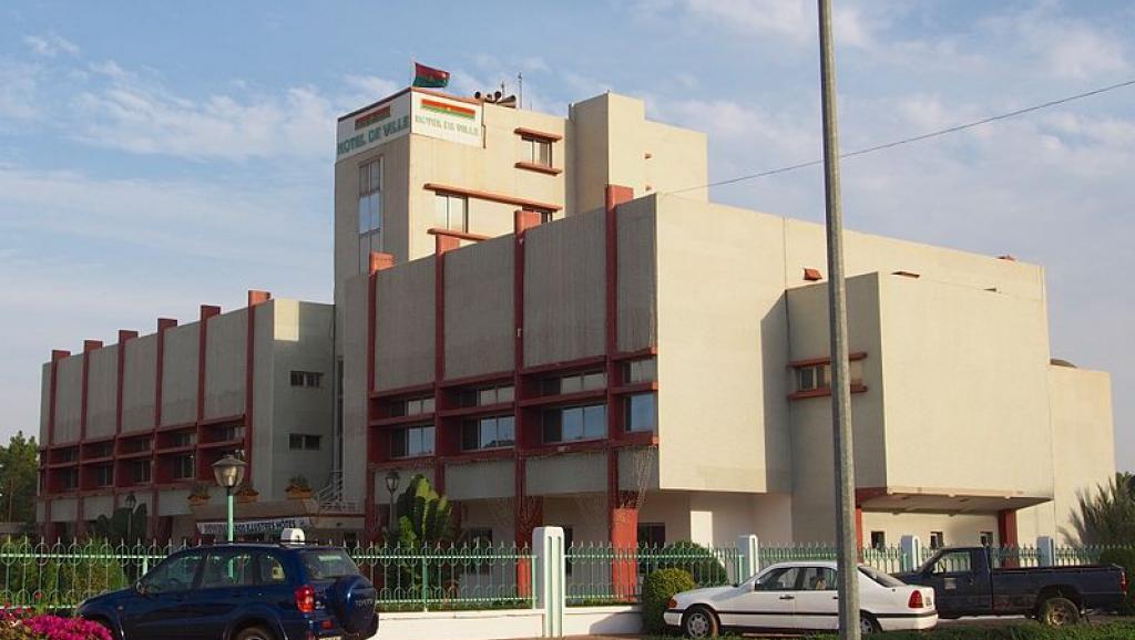 Hôtel de ville de Ouagadougou, Burkina Faso. Wikimedia