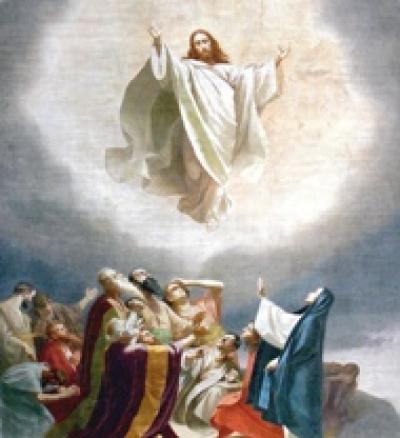 Fête de l'Ascension demain: « A travers le Christ l'être humain a été conduit jusqu'à l'intérieur de la vie même de Dieu »