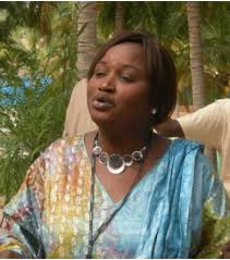 Locales à Thiès: Héléne Tine fusille Idrissa Seck