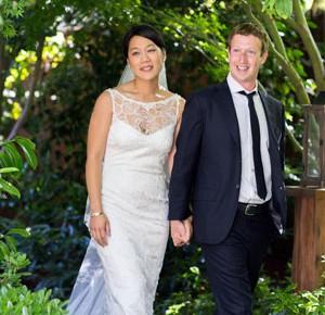 Le PDG de Facebook, Mark Zuckerberg donne 88 millions d'euros à des écoles