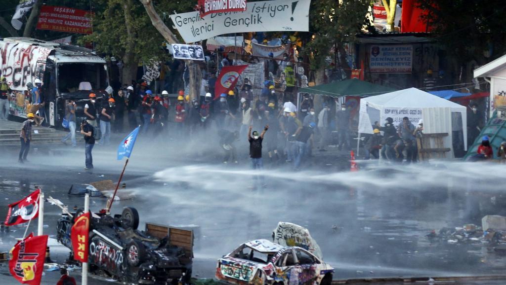 Anniversaire de Gezi en Turquie: journée de manifestation sous tension
