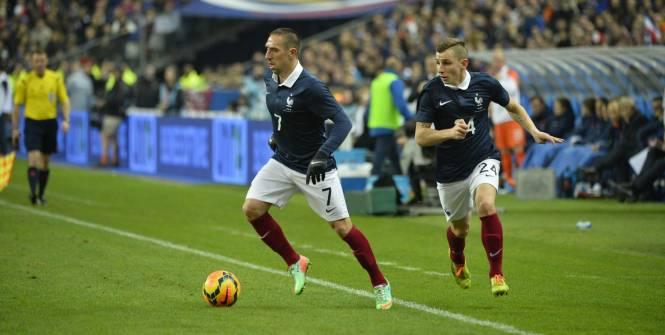 EDF- Liste des 23 joueurs : Ribéry est bien là !
