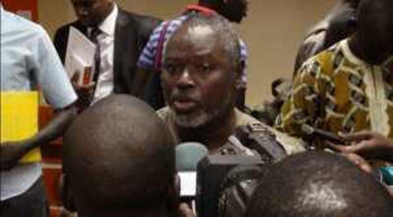 Violence en milieu universitaire, sportif et politique, la CSDH d'Alioune Tine appelle les chefs religieux à «user de leur autorité»