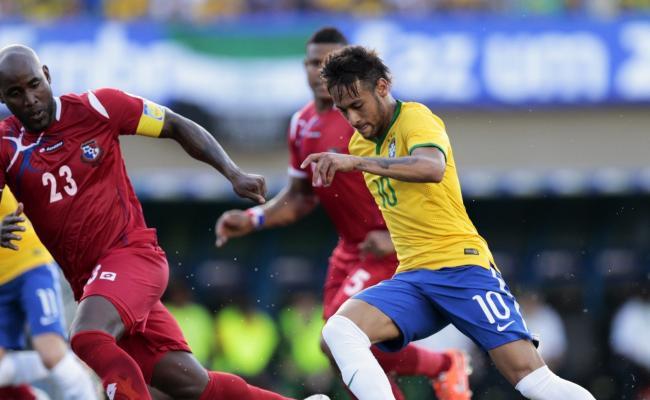 Facile pour Neymar et le Brésil