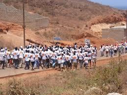 Poponguine : 10.000 marcheurs attendus selon les organisateurs