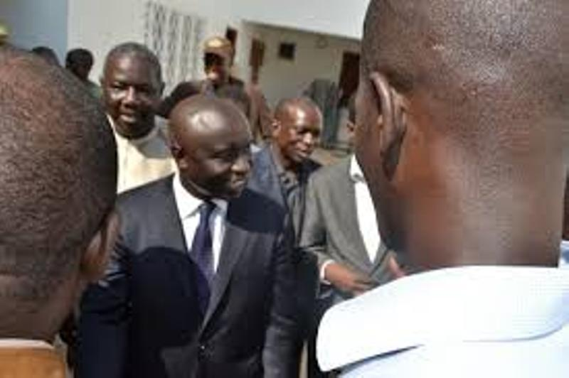 Thiès : quand Aminata Touré et Idrissa Seck se rencontrent