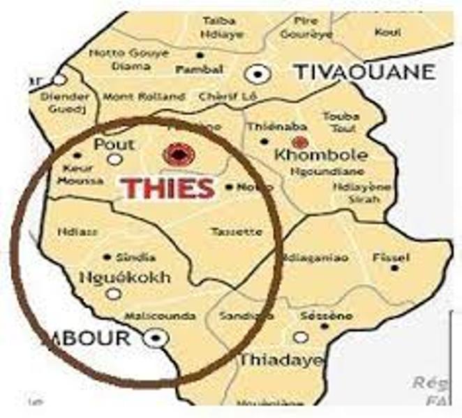 Les besoins de financement de la région de Thiès estimés à plus de 706 milliards FCFA