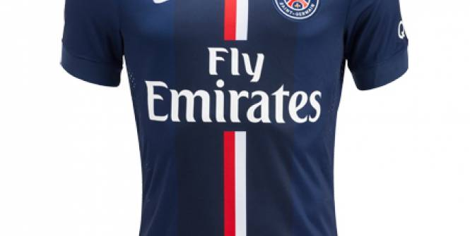Le PSG dévoile son nouveau maillot