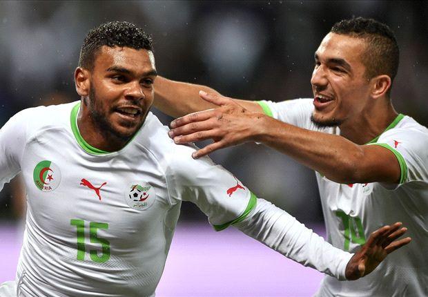 Match préparation mondial- Algérie-Roumanie (2-1) : L'Algérie enchaine