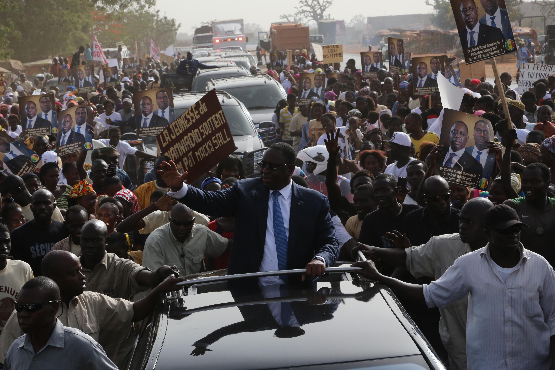 Thiès: Idrissa Seck reporte le débarquement et accueille Macky Sall