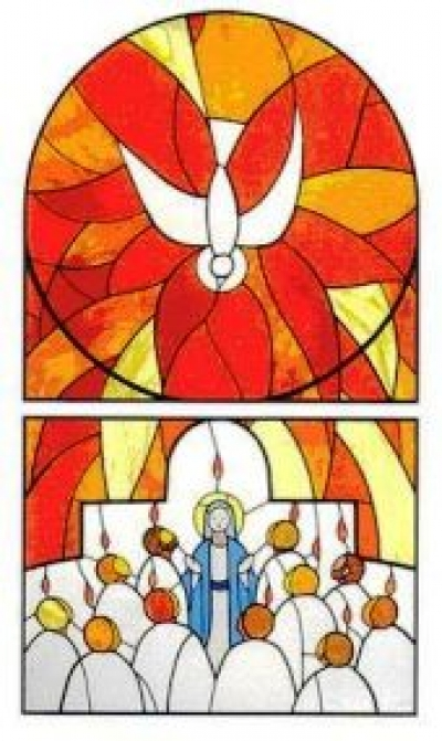 Homélie Pentecôte A/ Les Dons de l'Esprit Saint : la Paix, la Mission, le Pardon...