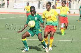 Foot Féminin- Qualifications Can 2014- Cameroun- Sénégal : « Les lionnes » à Yaoundé depuis hier