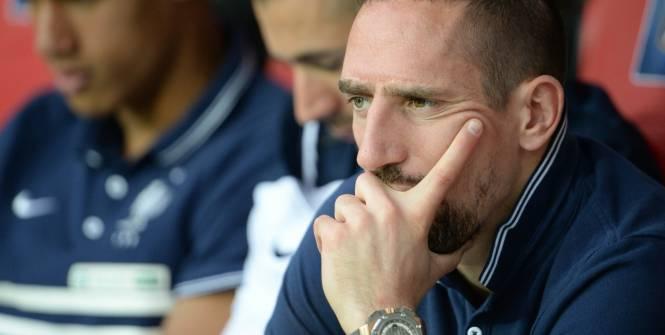 Officiel : Ribéry forfait pour le Mondial