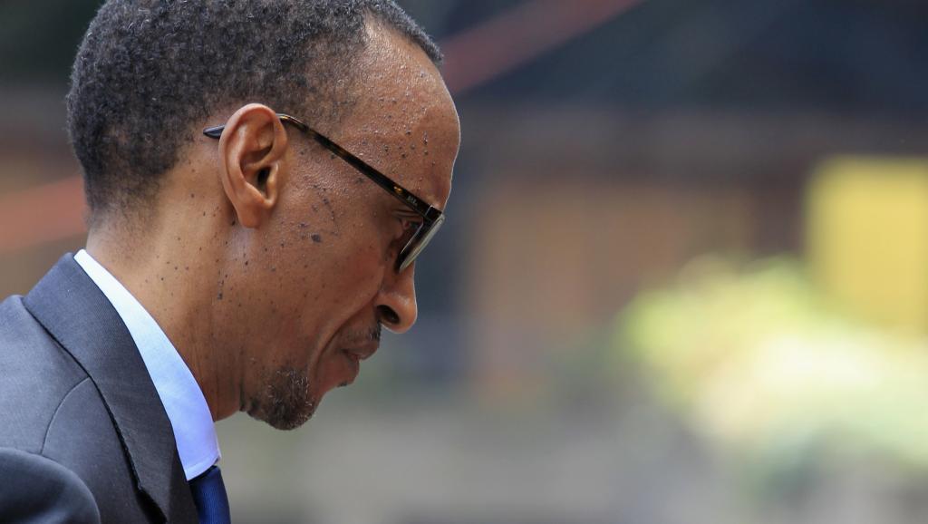 Le président rwandais Paul Kagame, le 30 novembre 2012. REUTERS/Noor Khamis