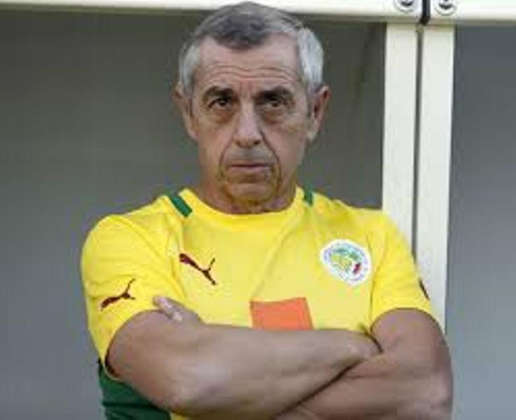 Alain Giresse – Entraîneur des « Lions »: « L'Egypte que j'ai vu contre la Jamaïque est prenable »