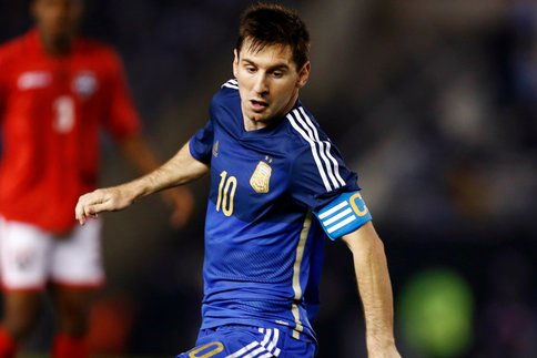 Argentine : Lionel Messi ambassadeur d'Interpol