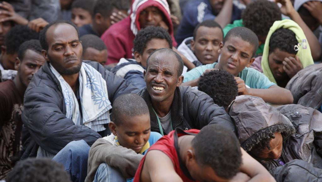 Le Yémen accueille jusqu'à 2 millions de migrants, en grande majorité entrés illégalement dans le pays. REUTERS/Ismail Zitouny