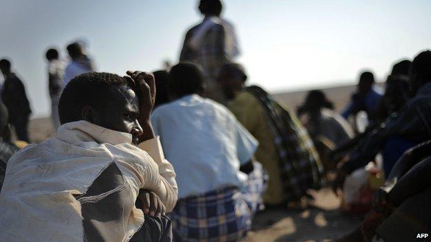 Entre janvier à avril de cette année, 42 000 migrants ont été aperçus sur les routes de la méditerranée, dont 25.650 étaient venus de Libye.