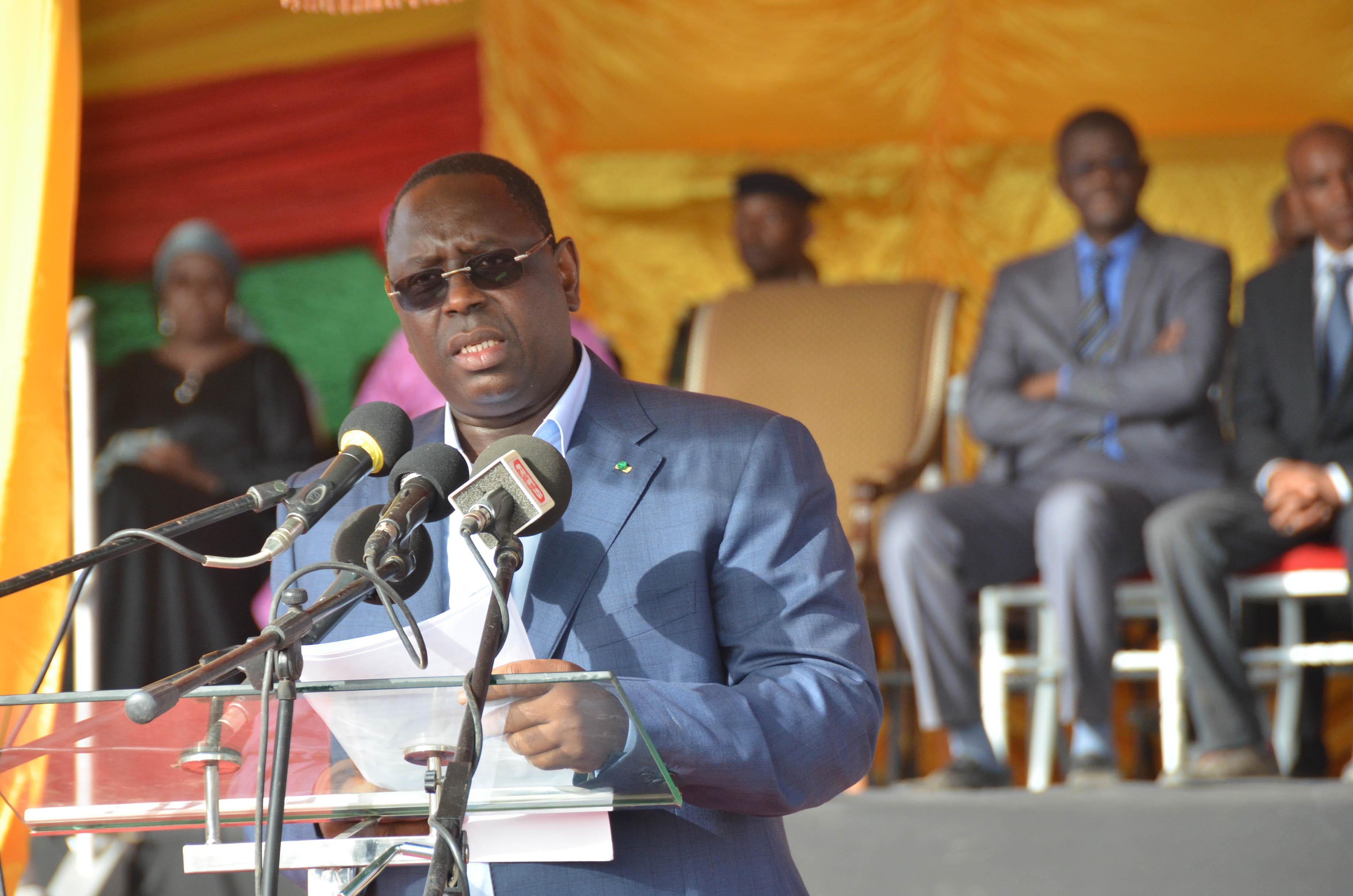 Sommet de la Francophonie : Les tapisseries Sénégalaises séduisent Macky Sall qui passe la commande pour ses hôtes