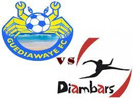 Coupe de la Ligue : Diambars- Guédiawaye Fc  pour l'acte final