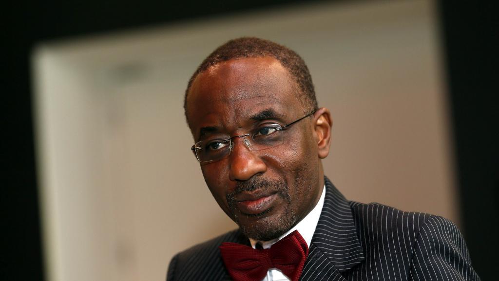Sanusi Lamido Sanusi, ex-gouverneur de la Banque centrale, nouvel émir de Kano, au Nigeria. Reuters/Stefan Wermuth/Files