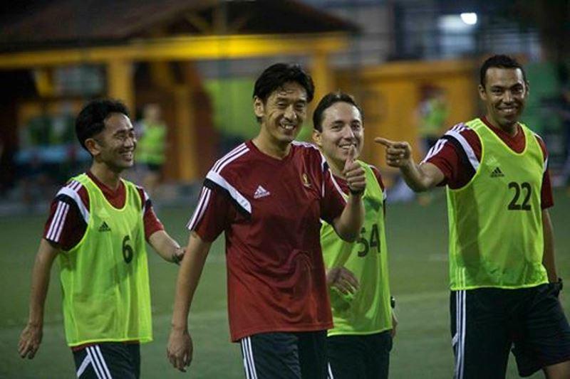 Brésil-Mondial 2014: Nishimura arbitre du match d'ouverture