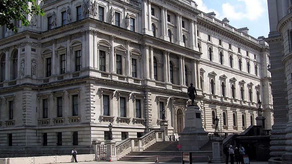 Ministère britannique des Affaires étrangères (Foreign and Commonwealth Office).